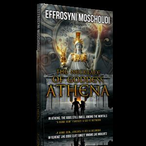 goddess athena 3d book 2