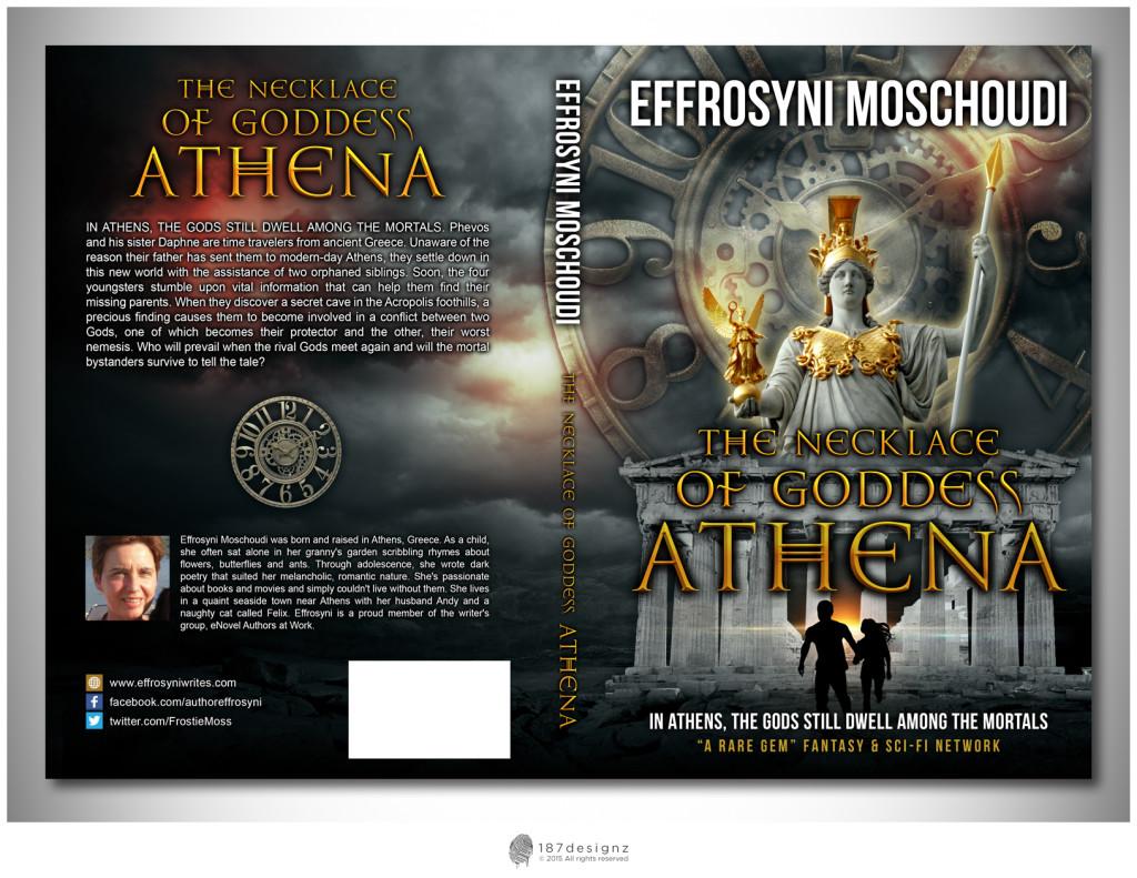 goddess athena cover CREATESPACE
