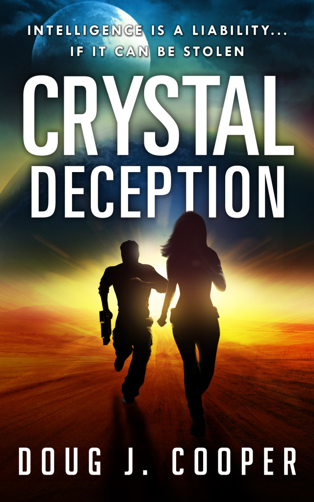 Crystal Deception-ebook