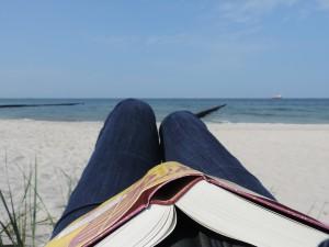 reading sand beach