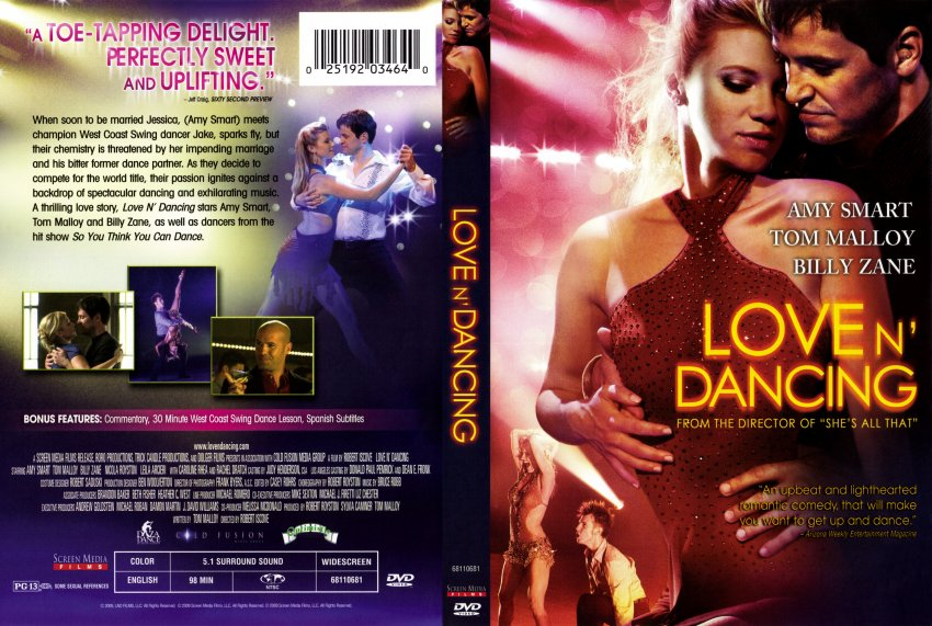 Back in 2013 I watched a movie on TV called 'Love N Dancing'. I still don't know exactly why it spoke to my heart so much – perhaps because I love to ...