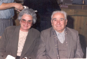 Spyros and Antigoni Vassilakis